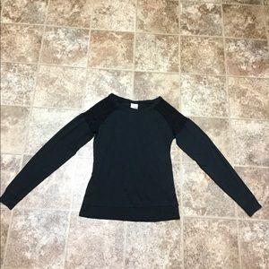 PINK Victoria's Secret Long Sleeve Cotton Top XS